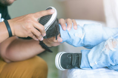 Kids Deserve Toxic-Free Shoes!