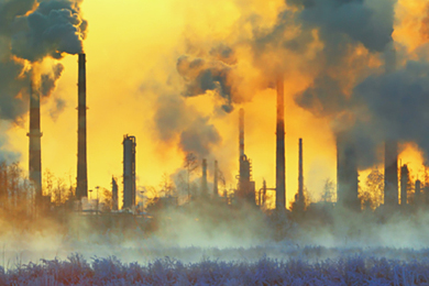 Fossil Fuel Dependence Pollutes our Planet and our Bodies