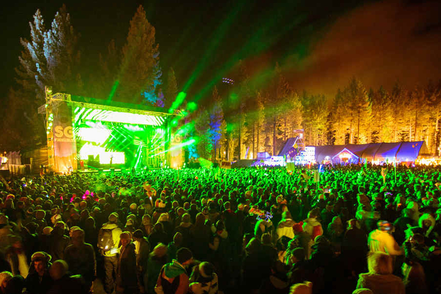 Cancer-Causing Chemical in the Air at Snow Globe Music Festival