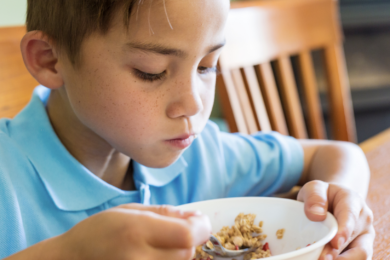 Getting Toxic Chemicals off the Menu: A School Guide to Safer Cereals