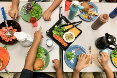 Ditching Disposables: A Toolkit for Healthier Foodware in K-12 Schools