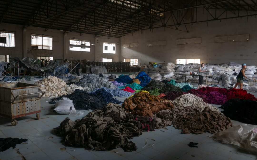 NBC News: How 'Fast Fashion' Could be Hurting the Environment